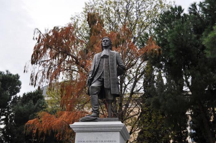 Адмирал Блас де Лесо-и-Олаварриета: история человека, который состоял из протезов