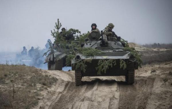 В России предостерегли Украину от начала войны в Донбассе
