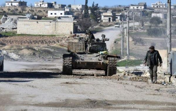Армия Сирии нанесла удары по турецким военным базам