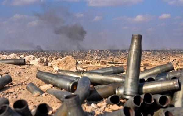Российские военные в Сирии подверглись ударам со стороны Турции