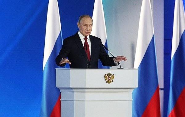 Названы темы, которые поднимет Путин во время послания Федеральному собранию