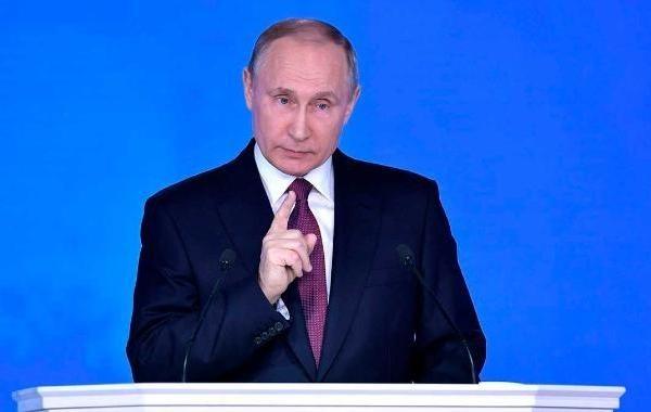 Путин рассказал о новых выплатах на детей