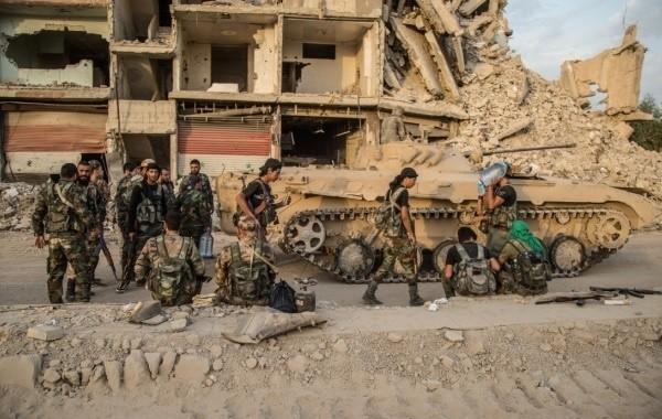 Запад решил ограничить права Сирии в ОЗХО