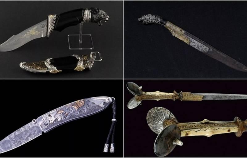 Кто создавал ножи, которые имеют большую ценность у коллекционеров раритета