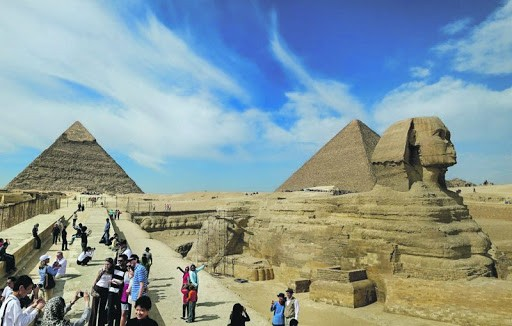 Названы возможные сроки официального открытия Египта для российских туристов