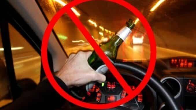 Какие штрафы положены за управление транспортом в пьяном виде