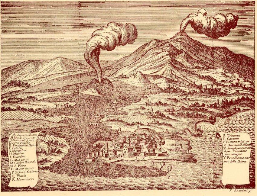 ТОП-5 Самых мощных извержений вулканов