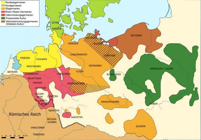 Магия древних германцев