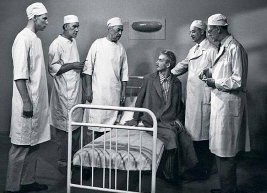 Работа карательной психиатрии в СССР