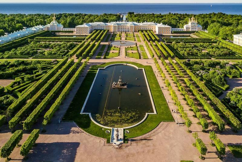 Праздник открытия фонтанов в Петергофе состоится 22 мая 2021 года