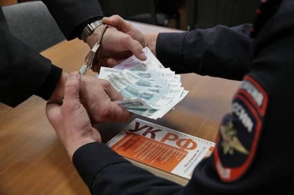 Вымогатели купились на муляж вместо денег в Московской области