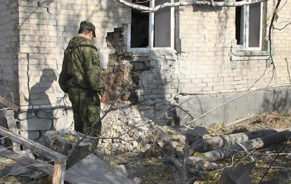За сутки в Донбассе выявлено свыше 800 нарушений перемирия
