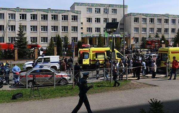 В Казани произошла стрельба в школе: есть погибшие