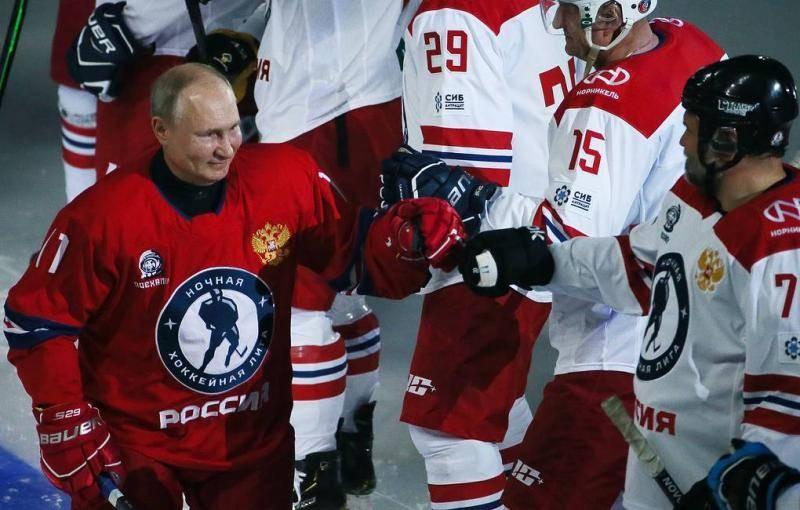 Как завершился десятый сезон Ночной хоккейной лиги в Сочи