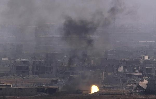 Три ракеты выпущены из Сирии в сторону Израиля