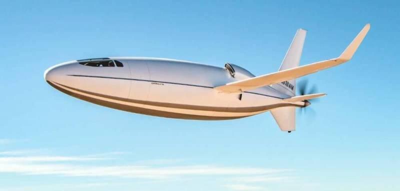 Уникальный по характеристиками и степени секретности самолет Celera 500l