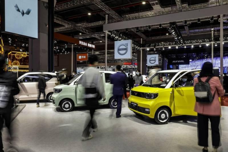 Самые интересные новинки Шанхайского автосалона 2021 года