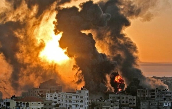 Израиль начал бомбить туннели ХАМАС