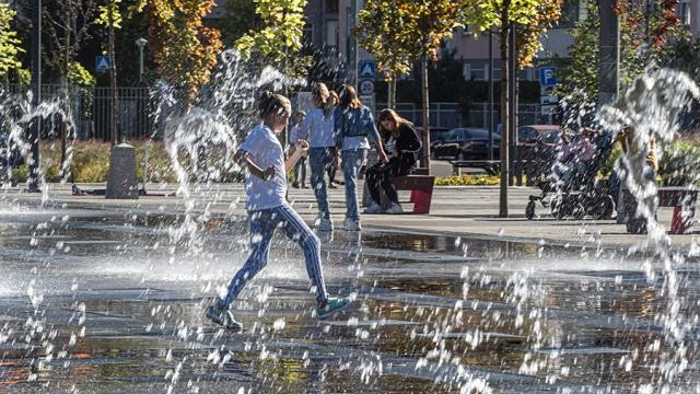 Какое лето ожидает москвичей и жителей Центральной России в 2021 году