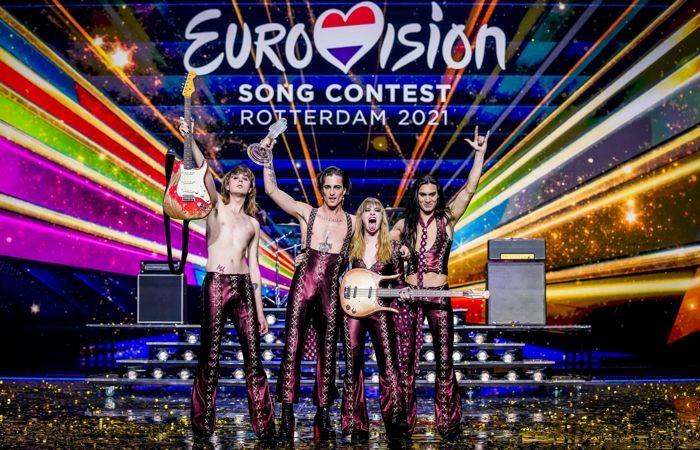 Стало известно, кто занял первое место на «Евровидении» 2021 года