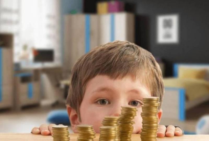 В Минтруде объяснили, как оформить выплаты от 8 до 16 лет