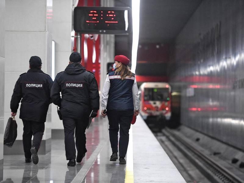 Московское метро снова минируют, специалисты ищут бомбы, заложенные анонимом 25 мая 2021 года