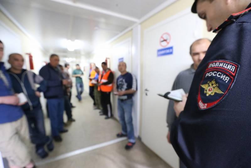 Незаконным мигрантам продлят сроки пребывания на территории РФ после 15 июня 2021 года