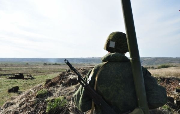 Обстановка в Донбассе остается напряженной