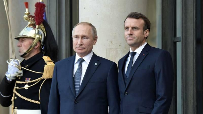 Каким образом Эммануэль Макрон готовит свой поход на Кремль