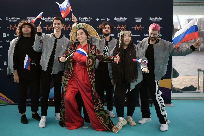 Певица Манижа выступит от России в первом полуфинале «Евровидения» 18 мая 2021 года