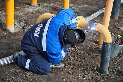 Депутаты Госдумы России приняли закон о бесплатной газификации