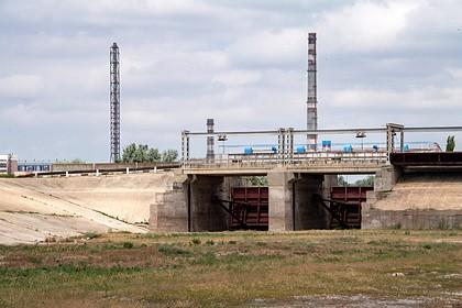 Российские депутаты объяснили протечку украинской дамбы на Северо-Крымском канале