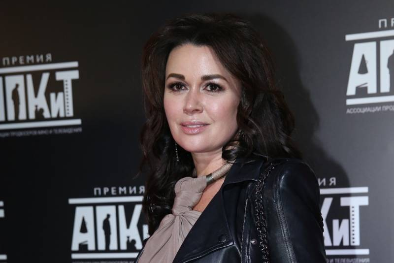 Последние новости о здоровье Анастасии Заворотнюк