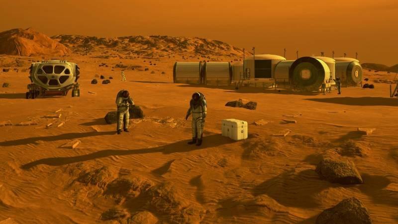 Почему человечество для колонизации выбрало Марс, а не Венеру