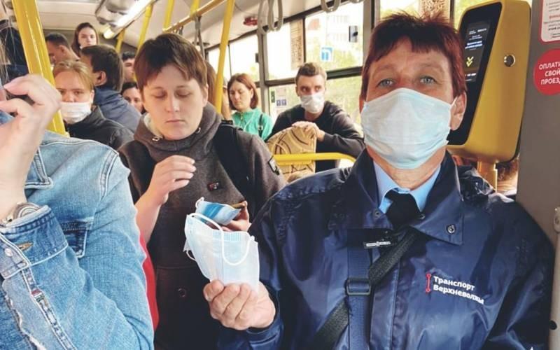 Количество заболевших коронавирусом в Москве выросло вдвое