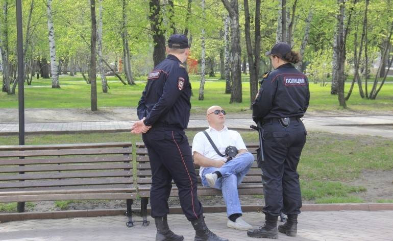 По какой причине с 15 июня 2021 года, за нахождение в парках Москвы, россиян будут штрафовать
