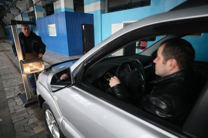 В России отменили обязательный техосмотр для покупки ОСАГО