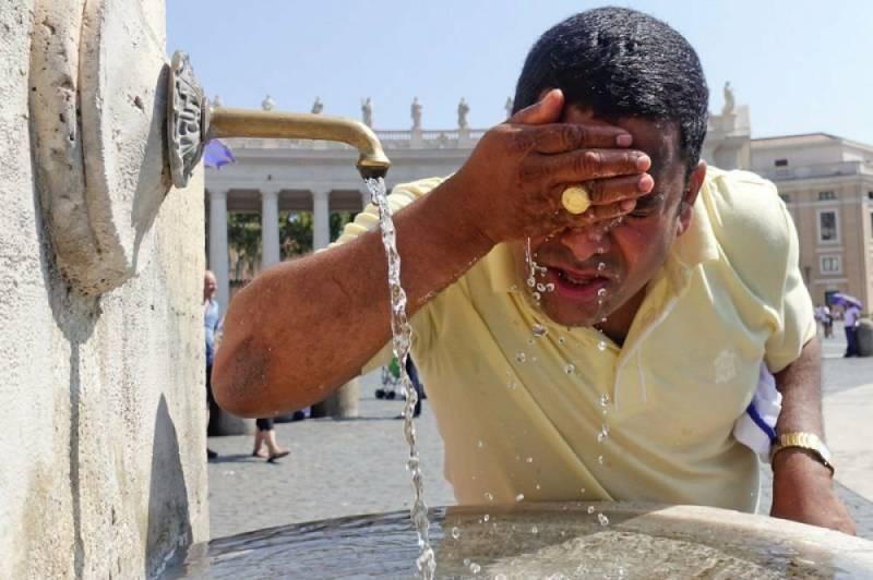 В 2021 году Европу накрывает адская жара, какие беды она может принести