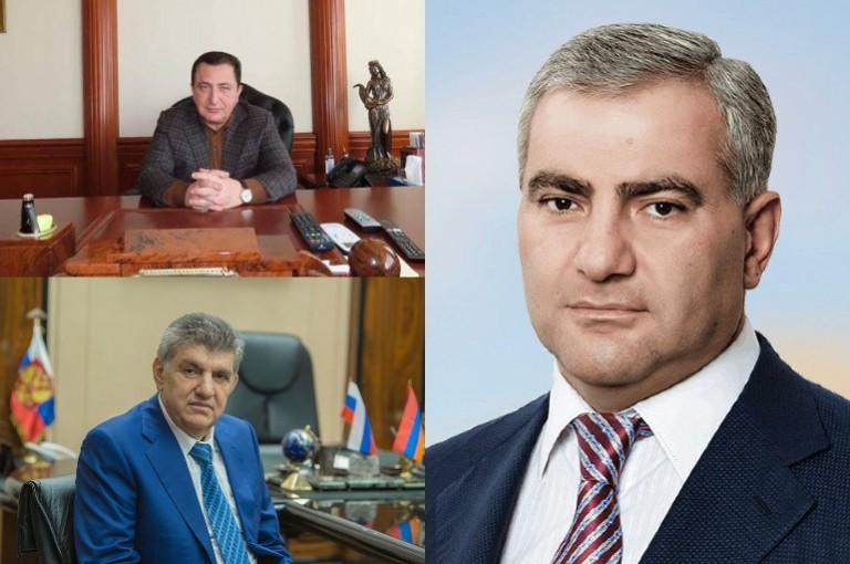 Баку объявил главу Союза армян России, президента группы «Ташир» и главу «Royalsys Engineering» в международный розыск