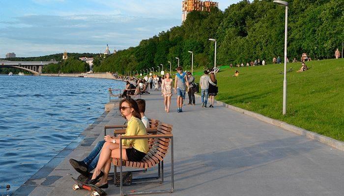 Когда ждать спада жары в июне 2021 года в Москве и Санкт-Петербурге по прогнозам синоптиков