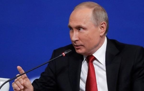"""30 июня состоится """"Прямая линия"""" с Владимиром Путиным"""