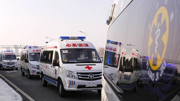 Китай почти полностью освободился от «коронавирусных цепей»