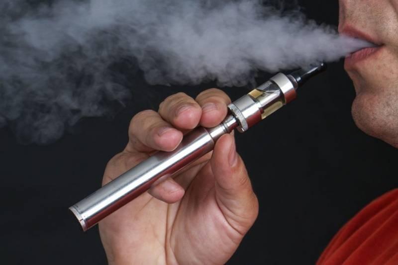 Последствия длительного курения электронных сигарет