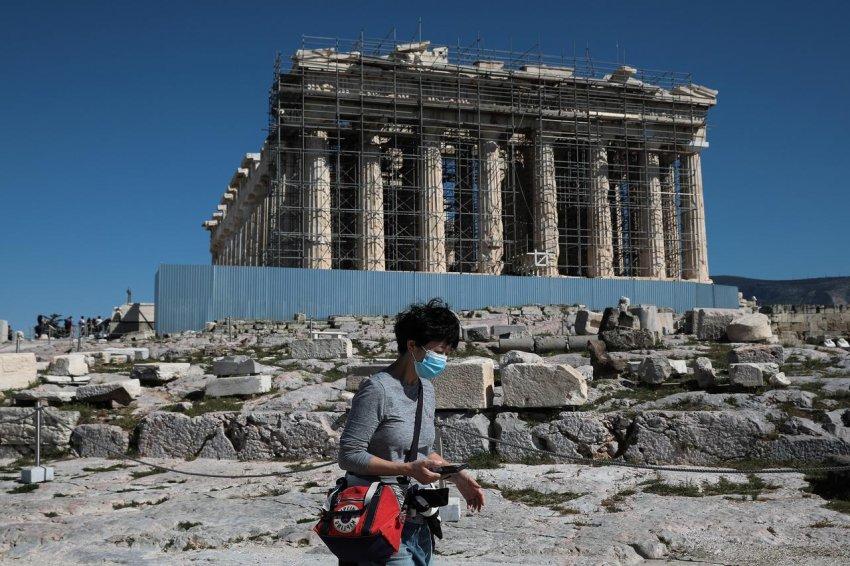 Греция продлила условия для въезда в страну для россиян до 14 июня 2021 года
