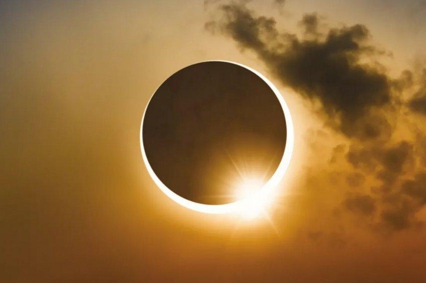 Впервые за последние 50 лет: россияне увидят сегодня кольцевое солнечное затмение