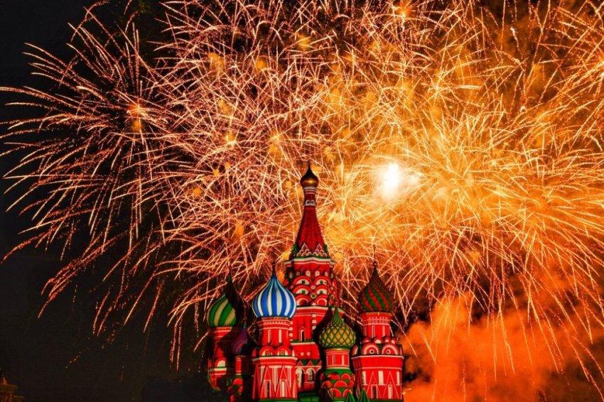 Салют на День России 12 июня 2021 в Москве, в какое время начнется, площадки для просмотра