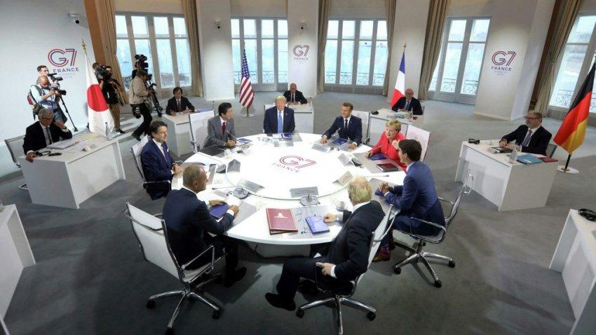 Какие вопросы обсудили участники саммита G7 в 2021 году