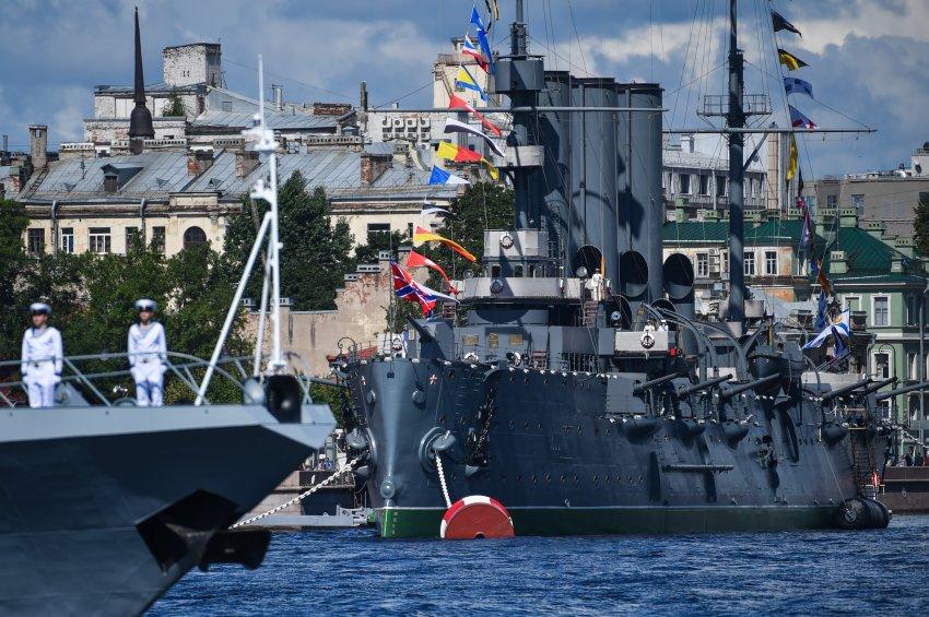 Какой будет программа мероприятий в День ВМФ в 2021 году в Санкт-Петербурге