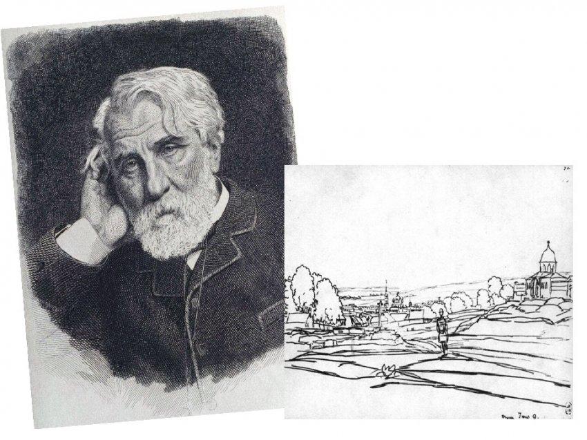 Какой смертельной болезнью страдал писатель Тургенев