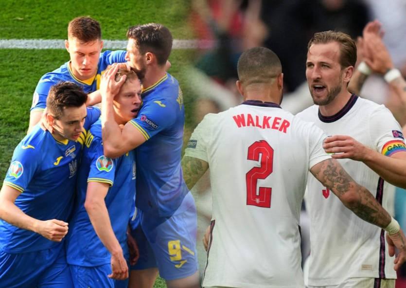 Где и во сколько смотреть матч Украина — Англия 3 июля 2021 года